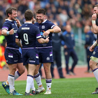 Laidlaw's late penalty denies Conor O'Shea's Italy as Scotland end on a high
