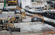 Meeting held before Florida bridge collapsed deemed cracks 'not a safety issue'