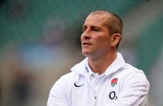 Lancaster 'more than happy' to continue as England interim coach