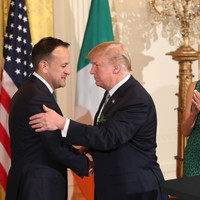 Taoiseach says one name has been suggested for the next US ambassador to Ireland