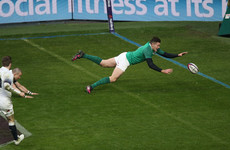 Irish and Six Nations records look easy as Stockdale continually looks to the next step