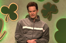Saturday Night Live's St. Patrick's Day sketch was just as unfunny as you'd expect after that whole Aer Lingus thing