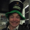It's safe to say that drinks were on Brian O'Driscoll after yesterday's Grand Slam win