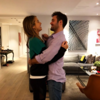 Vogue Williams has just announced that she's expecting her first baby