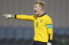 Uncapped Ross County keeper called up to Ireland squad for Turkey friendly