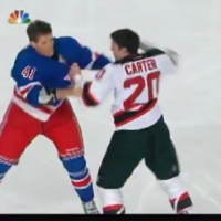 WATCH: NHL fights becoming ridiculous