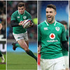 Four of Ireland's Grand Slam winning side shortlisted for Six Nations Player of the Championship