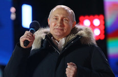 Putin records best ever election performance (but western leaders aren't lining up to congratulate him)