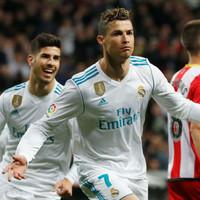 Four-goal Ronaldo claims 50th career hat-trick as Real Madrid win nine-goal thriller