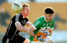 3 red cards, 2 black cards and a late equaliser - Offaly and Sligo finish level in relegation dogfight