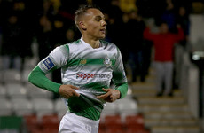 Burke the match winner as 10-man Shamrock Rovers enjoy away success against Limerick