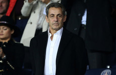Former French president Nicolas Sarkozy in police custody over campaign financing