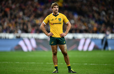 Connacht announce signing of one-Test Wallaby centre from Brumbies