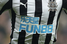 Newcastle hit with FA charge over betting company logo on youth team kit