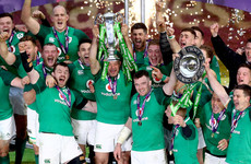 Grand Slam victory the most-watched programme on Irish TV this year