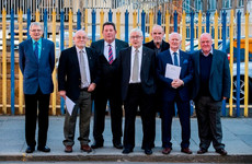 'Hooded men' to ask Irish government to appeal European 'torture' ruling