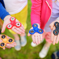 Poll: Did your kids buy into last year's fidget spinner craze?