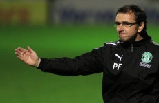 Nutsy wasn't nutted! Hibs dismiss reports of Fenlon's training ground bust-up