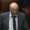 Danny Healy-Rae criticised for 'vile comments' in the Dáil about abortion