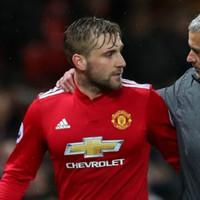 'Jose Mourinho is destroying Luke Shaw'