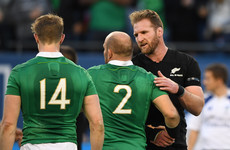 Grand Slam success will leave All Blacks wary of the threat that Ireland pose