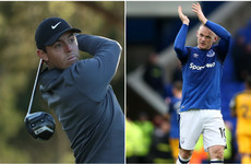 Rory McIlroy credits Wayne Rooney for inspiring his improved putting