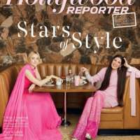 Saoirse Ronan and her stylist are absolutely killing it on the latest cover of The Hollywood Reporter