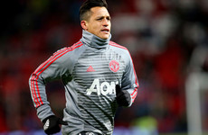 Sanchez 'expected something better' from himself after move to Man United