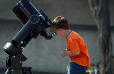 Public invited to use Ireland's most powerful telescope to view the moon
