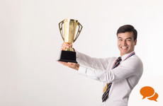 How to use awards to cheer-up staff and win new business