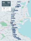 The 'Metro North' is now the MetroLink - here's what it'll look like