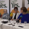 Pro-choice campaigners say they will 'of course' accept result of referendum