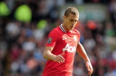 Nemanja Vidic aiming for July return