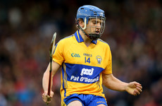 Clare's Shane O'Donnell set to miss 2019 season due to Harvard studies