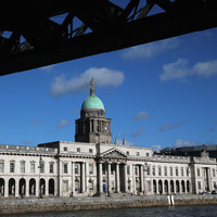 'Historic gems' like Dublin's Custom House should just be used for tourism