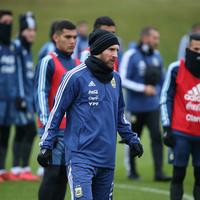 Argentina Messi's team not mine, admits coach