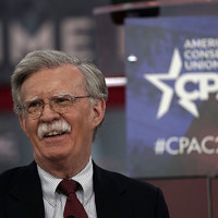 Third security chief in 14 months: Trump replaces HR McMaster with John Bolton