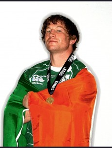 Jerry Flannery: a career in pictures