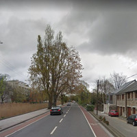 Woman in critical condition after being struck by cyclist in Ranelagh
