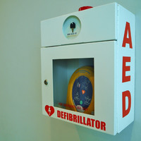 'There's outrage and rightly so': Defibrillator vandalised for the second time in six months in Cork