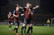 Bohs see off Seagulls thanks to Corcoran's injury-time winner