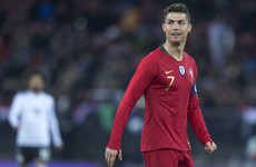 Salah scores but Ronaldo comes out on top in battle of the superstars