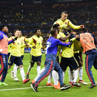 Quintero stuns France as Colombia complete spectacular comeback