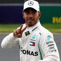 Hamilton breaks records to claim pole at season-opening Australia Grand Prix