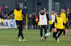 Usain Bolt wants Borussia Dortmund return after positive trial