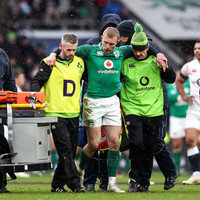 Munster confirm Keith Earls suffered knee ligament damage at Twickenham