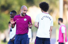 Guardiola will stop training for 10 minutes if you lose the ball – City youngster