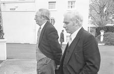 Former Ceann Comhairle Sean Treacy dies aged 94
