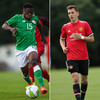 Ireland keep Euro hopes alive with goals from Man United and Southampton prospects