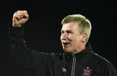 Dundalk move to within a point of Cork City as unbeaten start continues